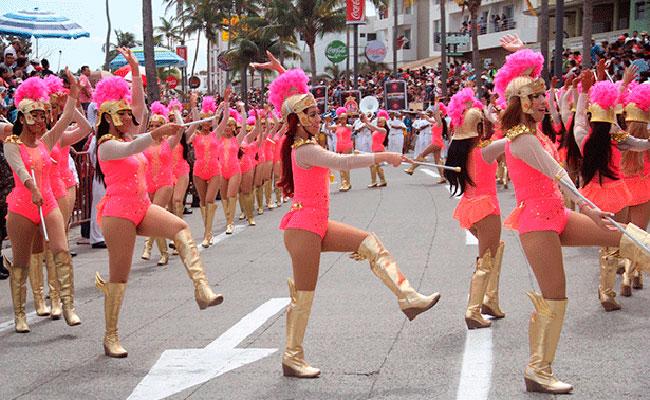 Carnaval de Veracruz finaliza con saldo blanco