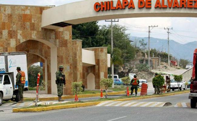 Asesinan al hermano del dirigente del PRI en Chilapa