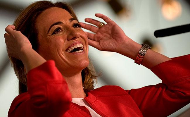Muere Carme Chacón, exministra española de Defensa
