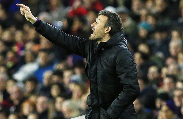 Barcelona va por victoria ante Atlético de Madrid: Luis Enrique