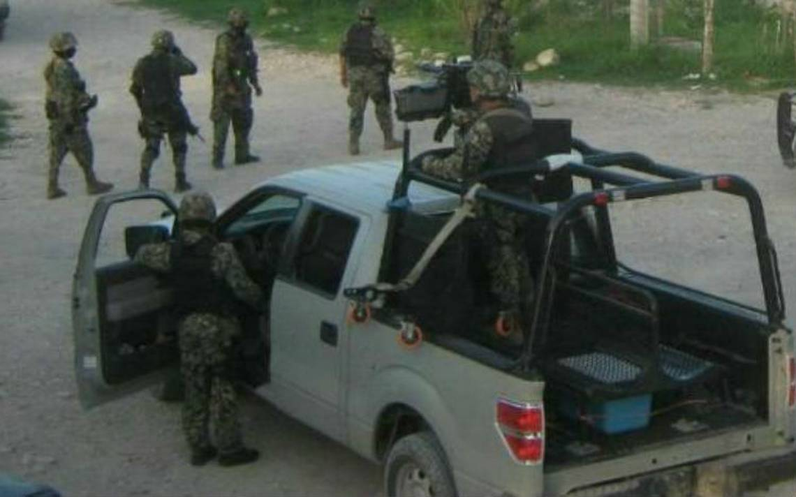 Un muerto tras balacera en calles de Reynosa