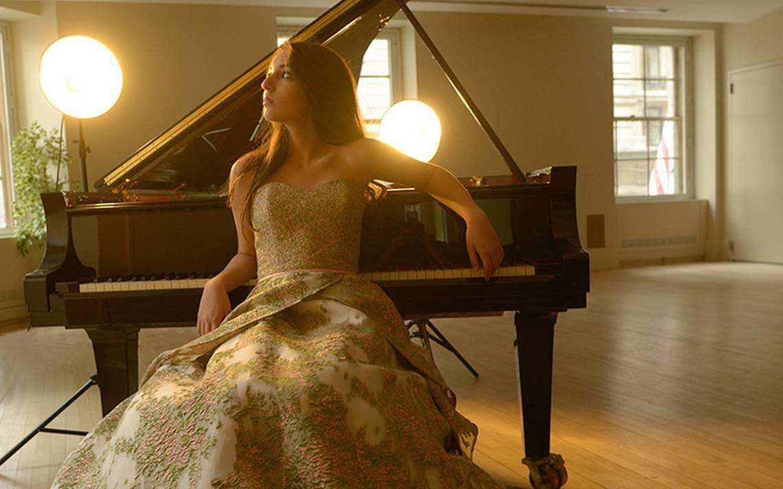 La pianista Daniela Liebman lanzará un álbum con música de Schubert, Chopin y Ponce