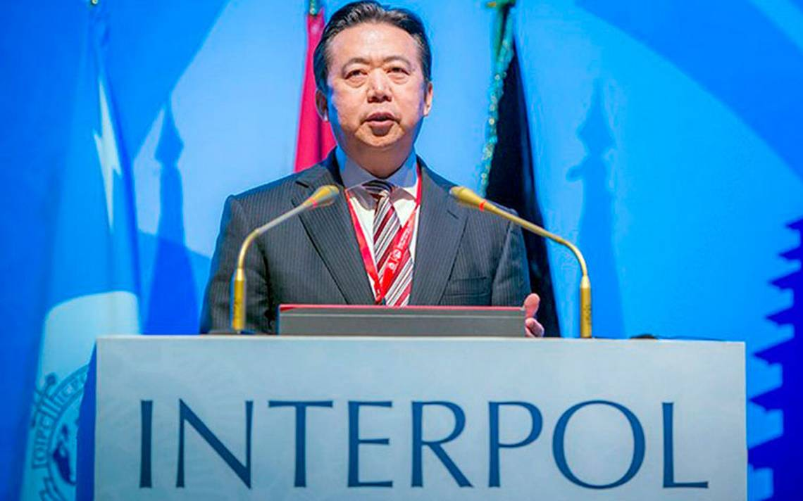 Interpol y la despiadada lucha del poder en China