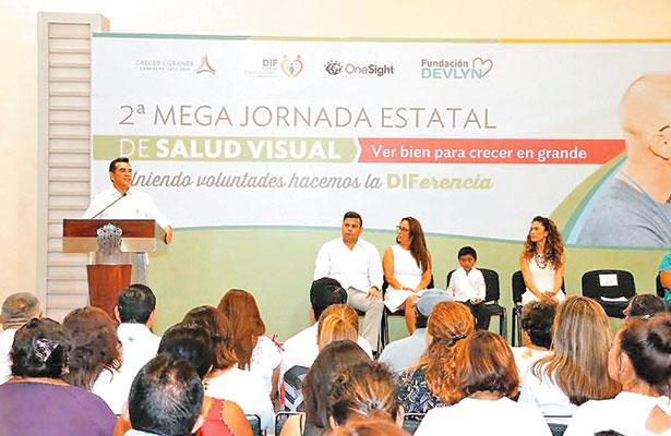 Sedena trabaja para instalar una brigada militar en Campeche: Moreno Cárdenas