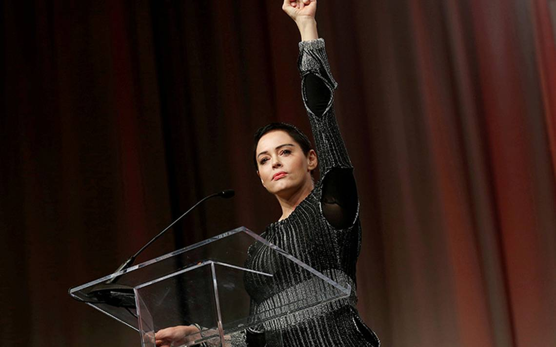 "Rose McGowan estrena el documental ""Citizen Rose"""