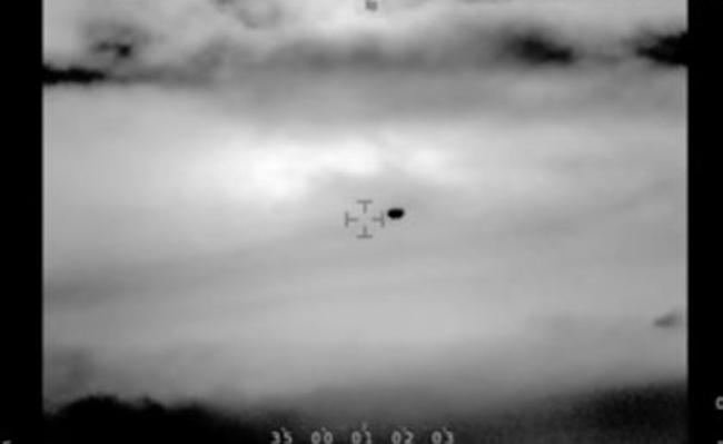 Chile confirma avistamiento de OVNI grabado por la Fuerza Aérea