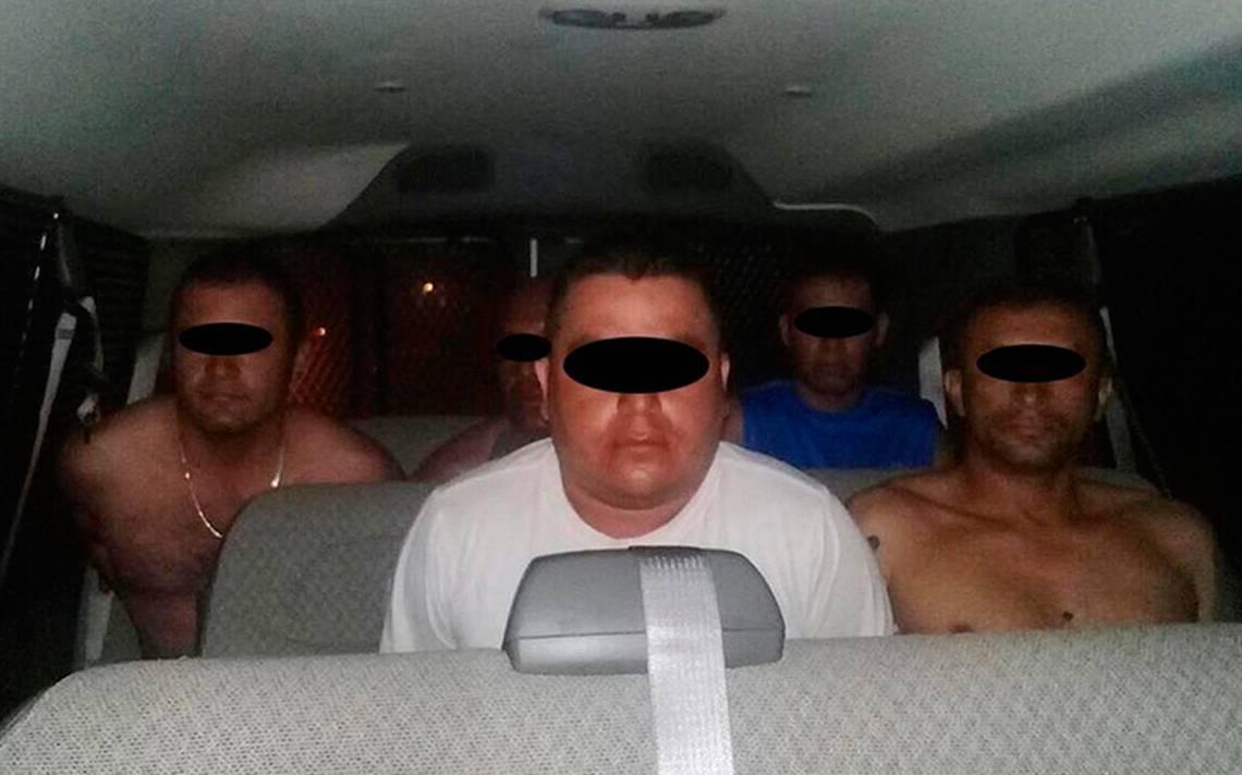 Cae banda de extorsionadores colombianos en Oaxaca