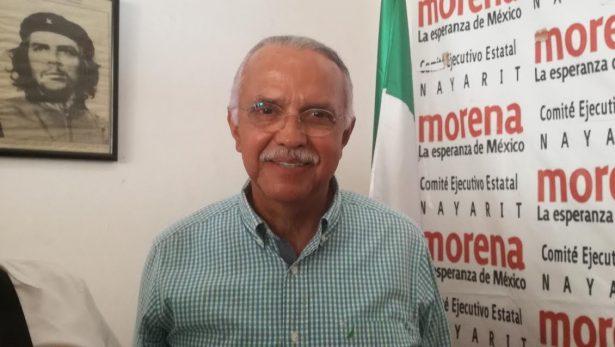 Navarro reconoce su derrota en Nayarit ante Antonio Echevarría