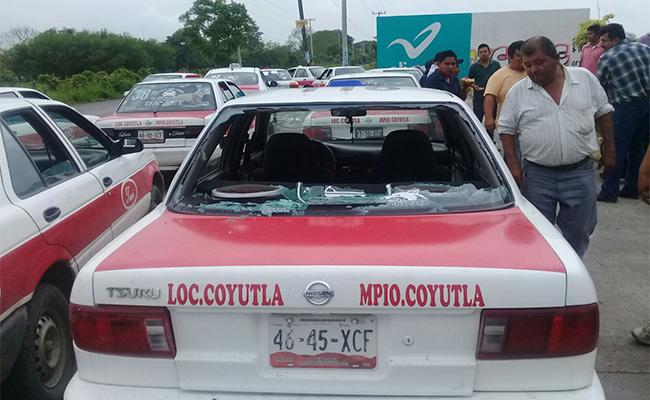 Entre disturbios transcurren elecciones en algunas zonas de Veracruz