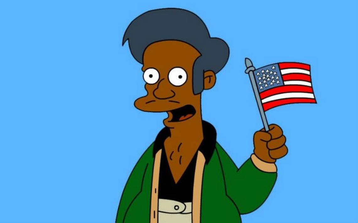Así respondieron Los Simpson a la polémica de Apu