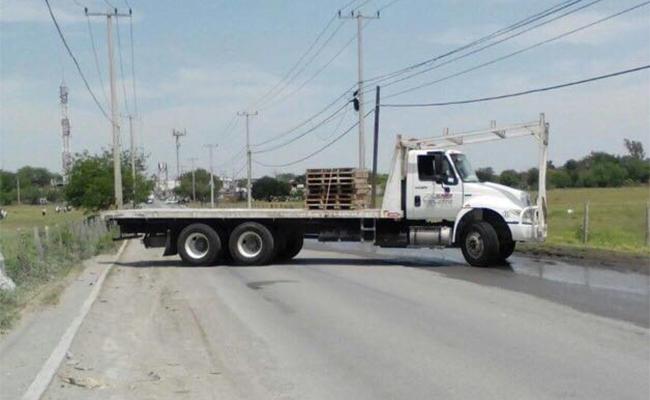Reportan balaceras y bloqueos en Reynosa