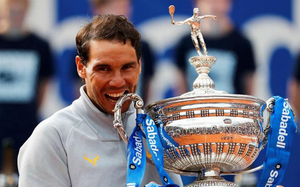 Rafael Nadal se impone y conquista el torneo de Barcelona