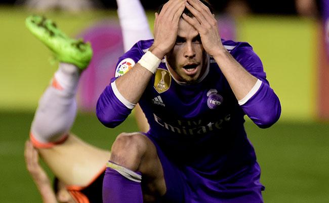 Real Madrid empata a 3 con Las Palmas