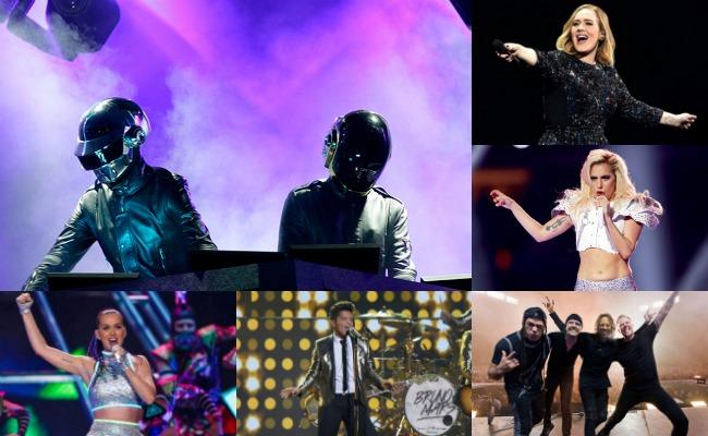 ¿Quiénes estarán a cargo de los shows en los Grammy?