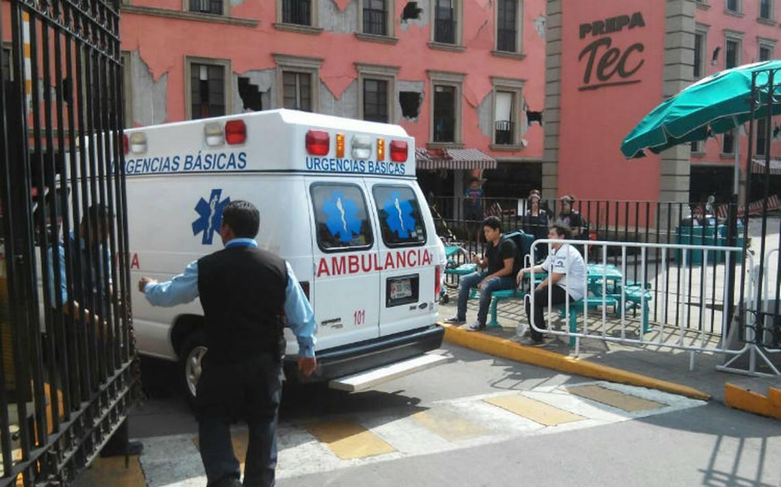 Finalizan labores de rescate en el Tec de Monterrey