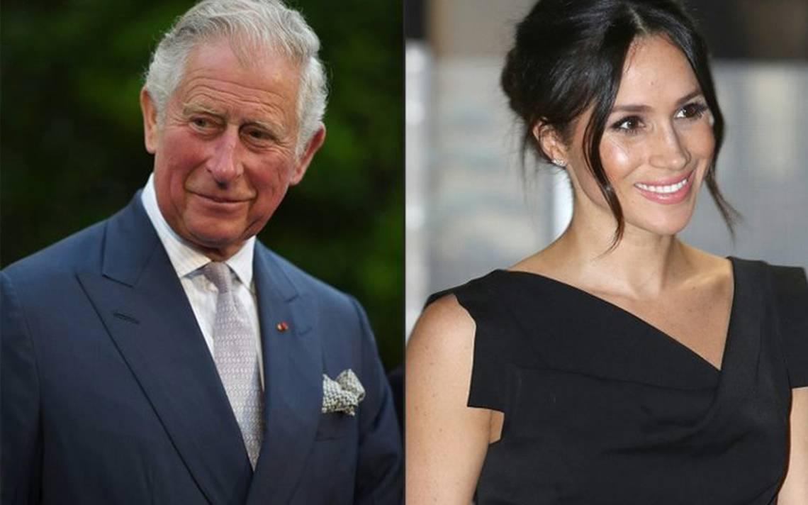 Se acabó el misterio. Será el Príncipe Carlos quien acompañará a Meghan Markle rumbo al altar
