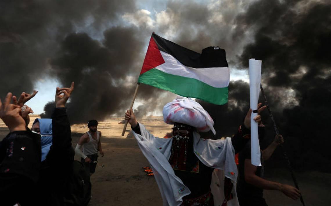"""Gobierno palestino acusa a Israel de cometer """"horrible masacre"""" en Gaza"""