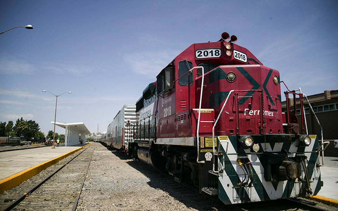 Pierde ferroviaria Grupo México 312 mdp por violencia