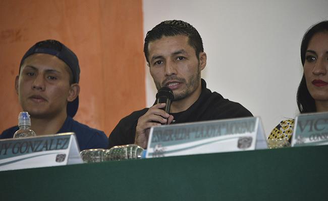 """El boxeador  Jhonny González retaría al """"Alacrán"""" Berchelt"""