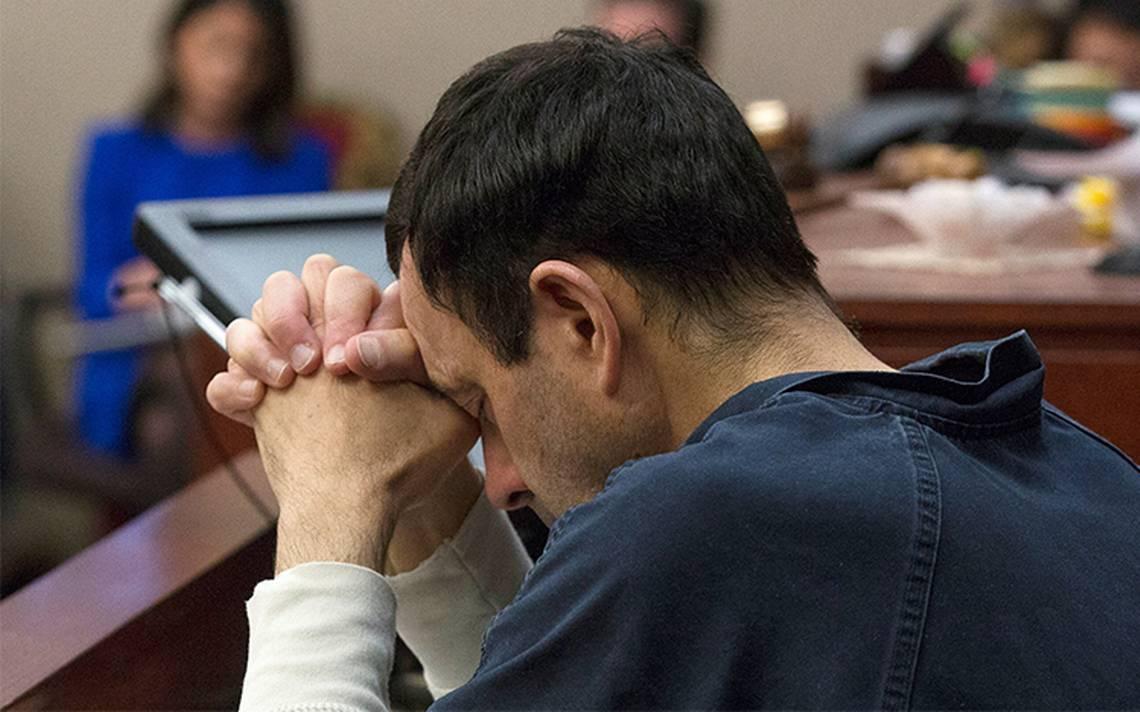 Larry Nassar, condenado de por vida tras abusos sexuales a gimnastas