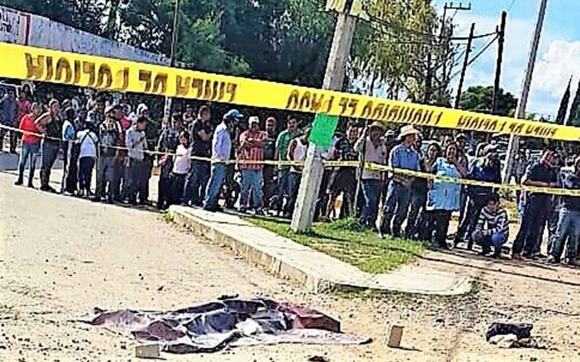 [Video] Ahora en Hidalgo, queman viva a pareja de presuntos robachicos