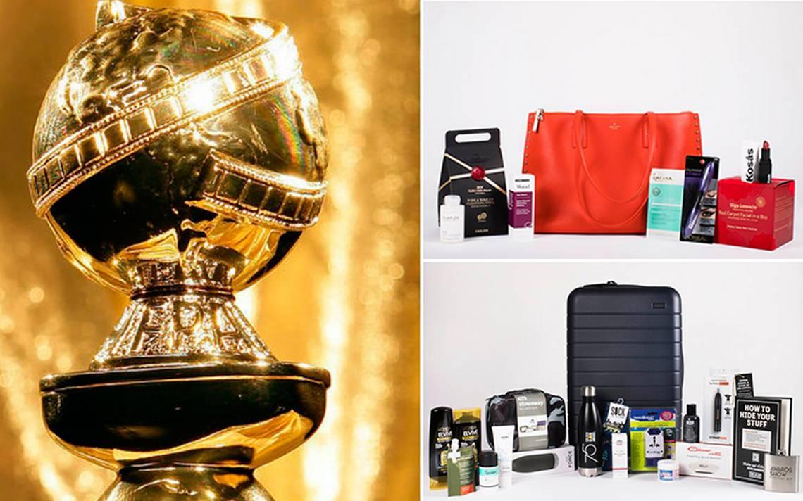 Nadie se va con las manos vacías: aquí la 'bolsa de regalo' de los Globos de Oro