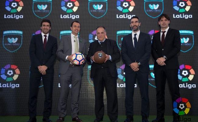 ¡Liga Española llega a México! anuncian duelos amistosos