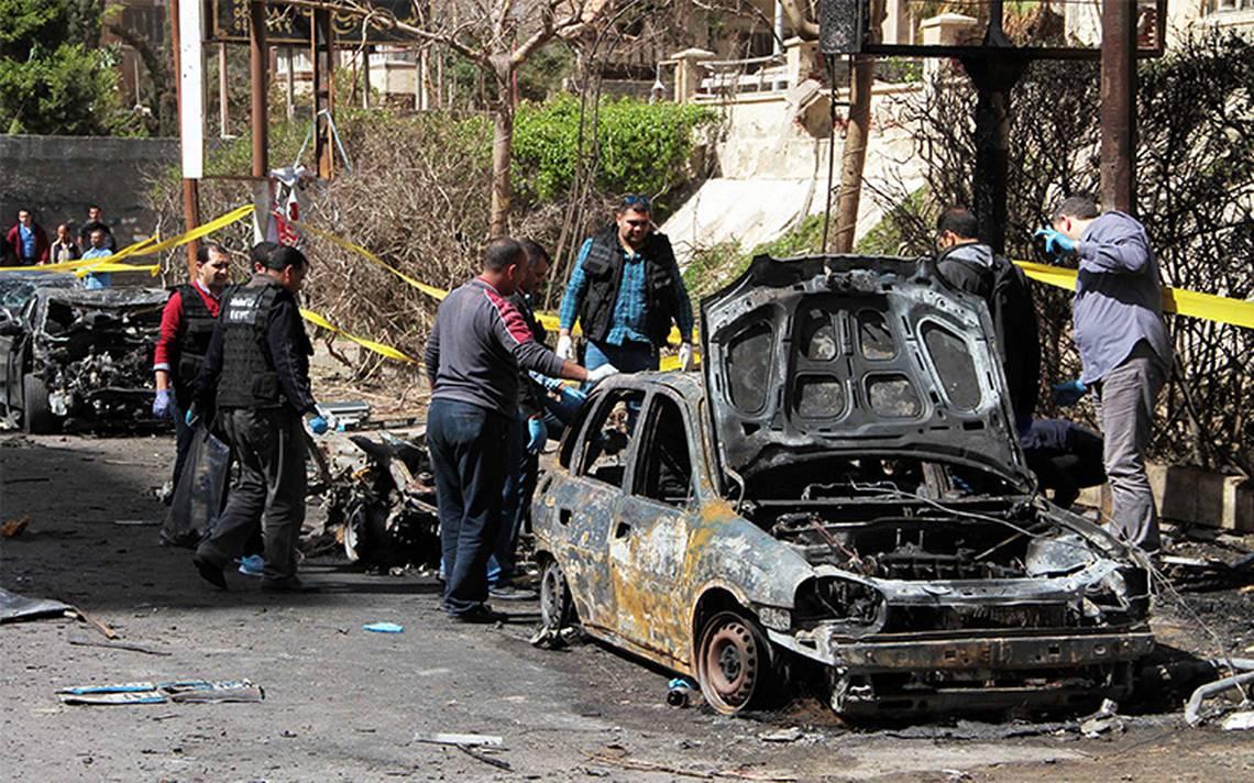 A días de las elecciones, coche bomba en Egipto deja un muerto y varios heridos