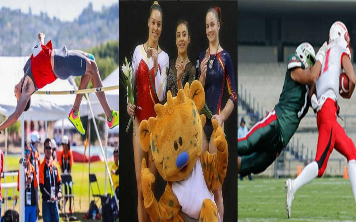 Los mexicanos no triunfan en el Mundial de Rusia pero sí en otras disciplinas
