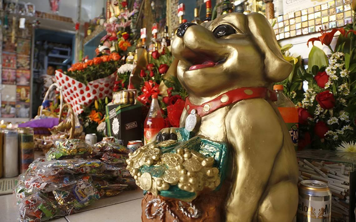 El Mercado Juárez, el rincón de los rituales