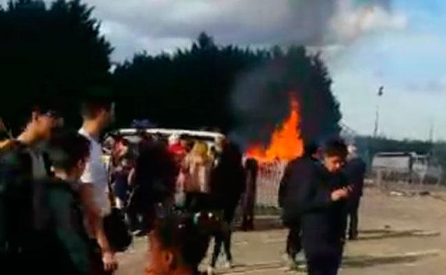 Explosión durante carnaval en París deja al menos 18 heridos