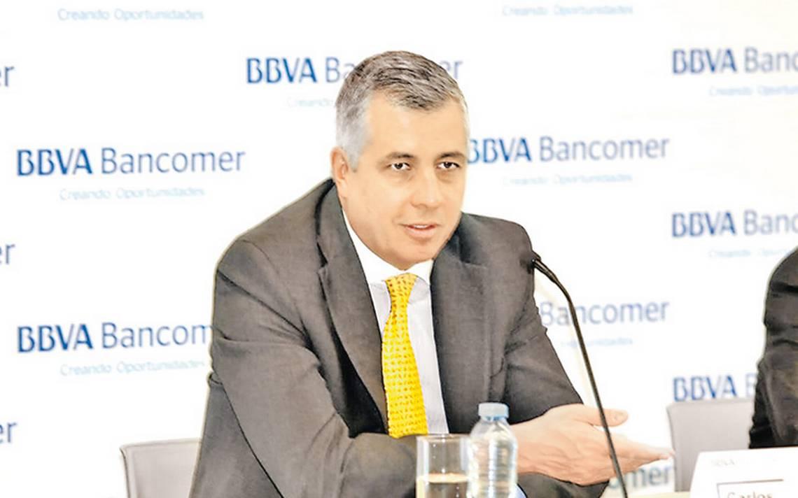 Irreal, crecer 4.0% como plantea AMLO: Carlos Serrano, economista en jefe de BBVA Bancomer