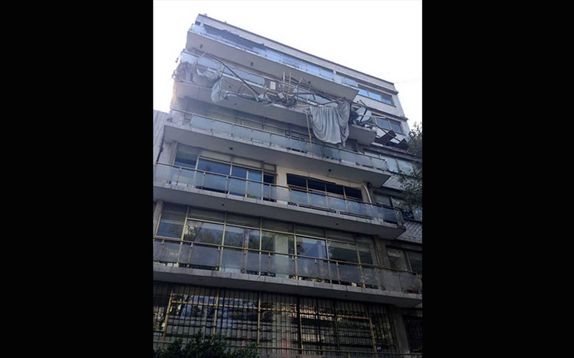 Concluye el crujir del concreto en demolición del edificio en Sonora 149