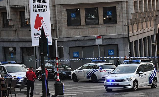 Explosión en estación de Bruselas es un atentado terrorista: fiscalía belga