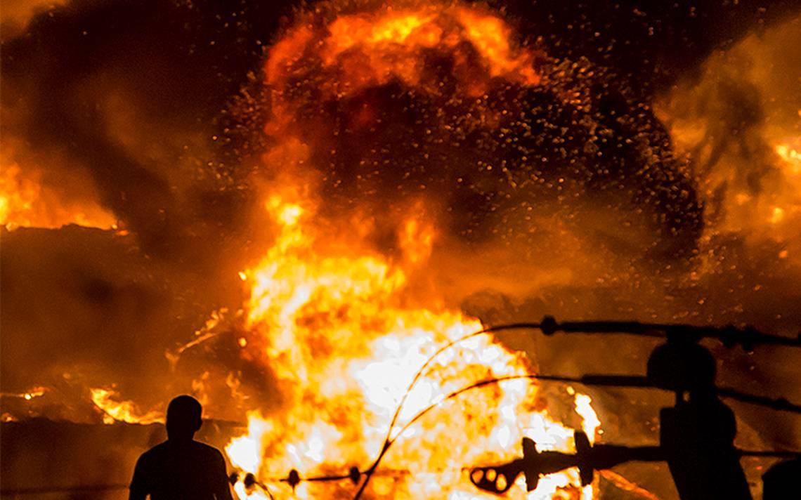 Tras incendio en granja de CanadA?, confirman a salvo a 78 jornaleros mexicanos