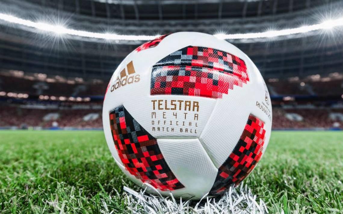 Así es el balón con el que se jugará la segunda fase de Rusia 2018