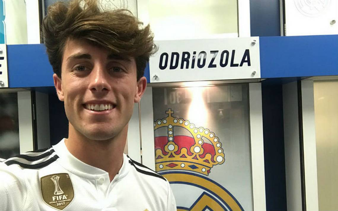 Real Madrid presenta a Álvaro Odrizola; Florentino promete fichajes bomba