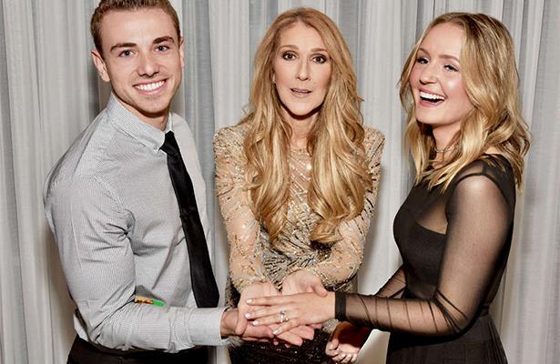La épica reacción de Celine Dion en una propuesta de matrimonio
