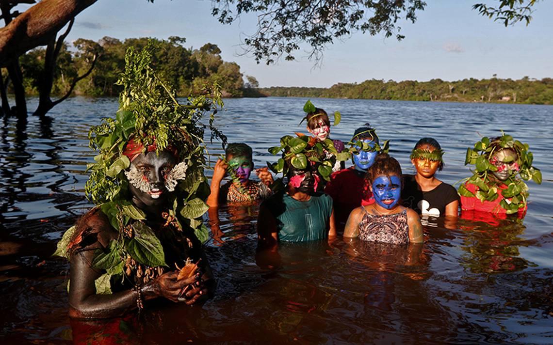 Uýra Sodoma, una drag para proteger al Amazonas