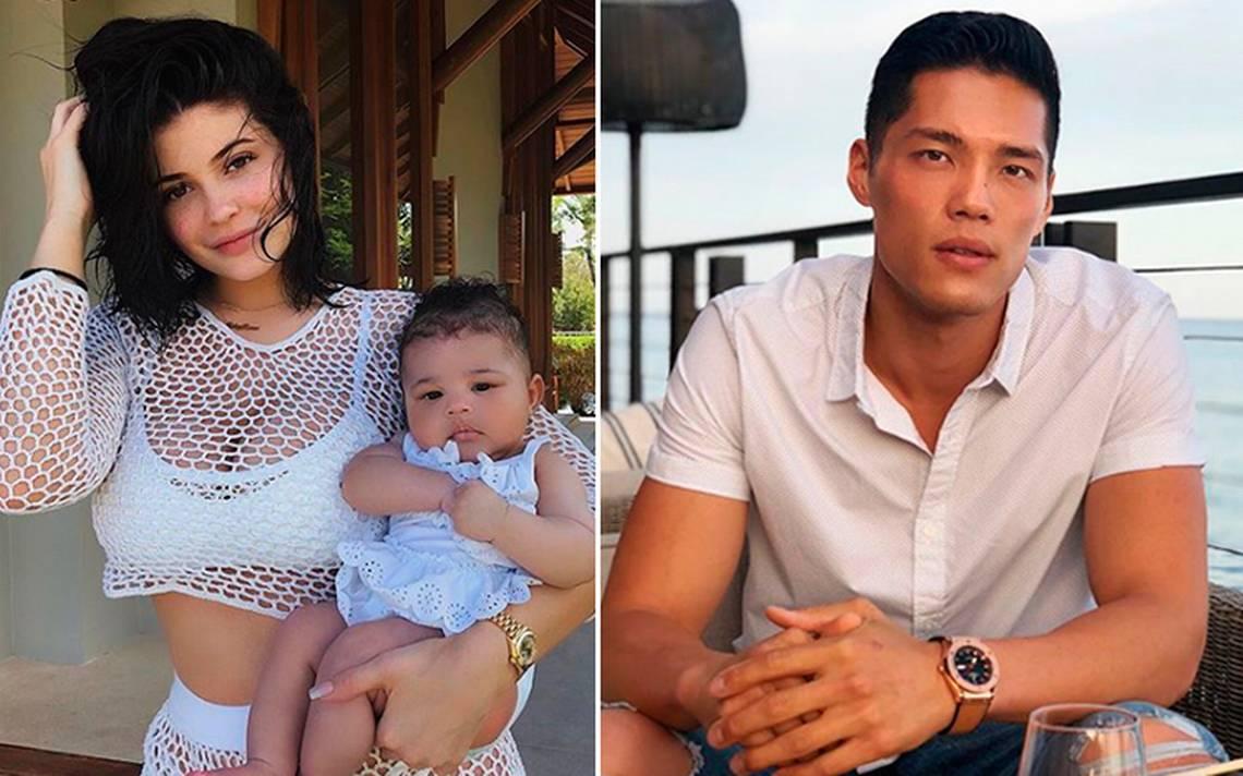 Guardaespaldas de Kylie Jenner revela en Instagram si es padre de Stormi