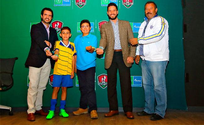 """""""Fútbol por la Amistad"""" llevará a niños más alla de las fronteras"""