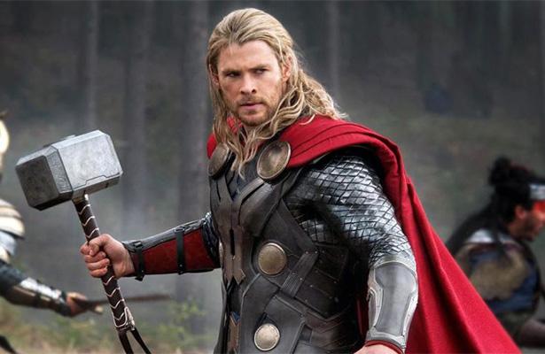 ¡Thor cambia de look para su nueva cinta Ragnarok!