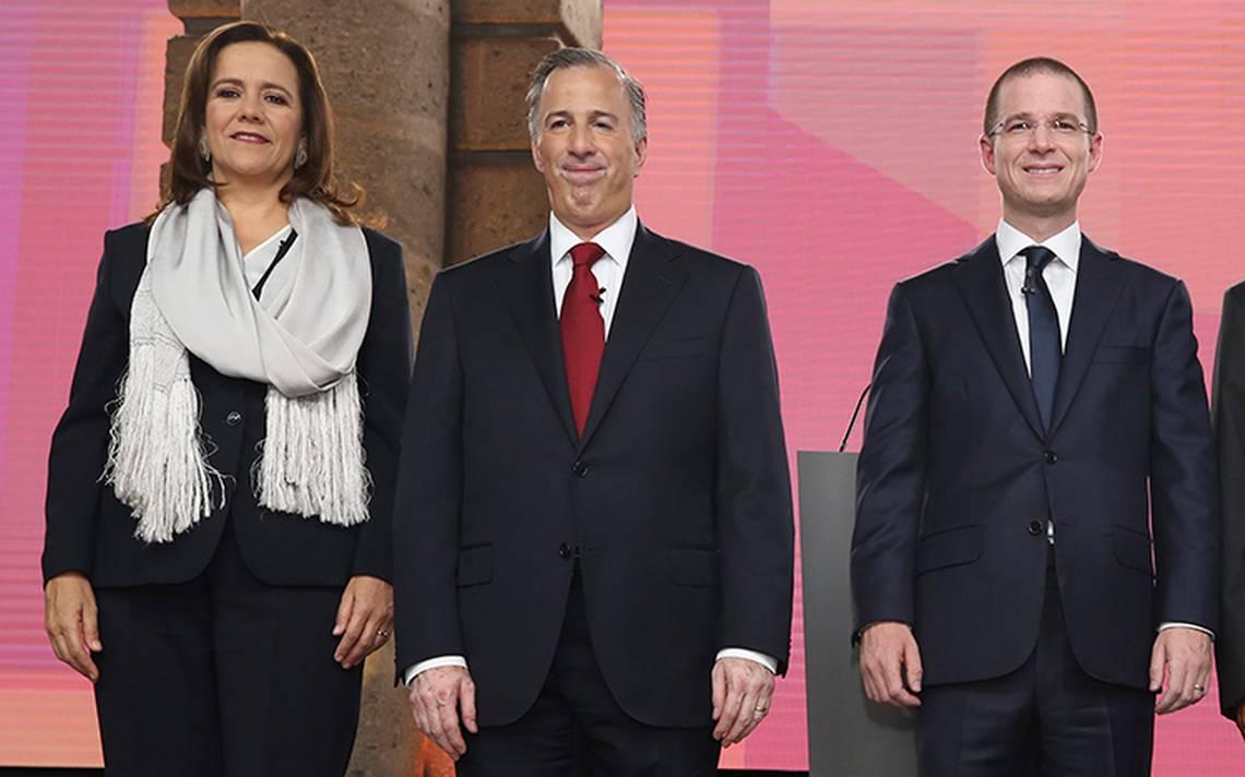 PRI y PAN quieren a Zavala en las campañas de sus candidatos