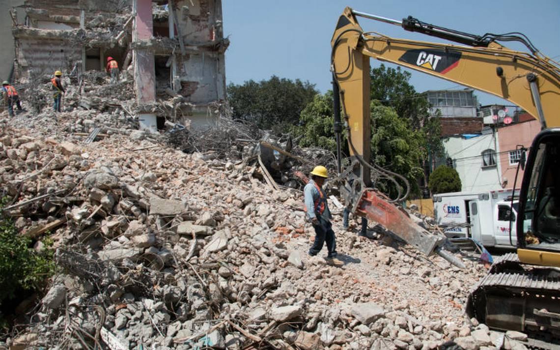 Pide Amieva dos mil mdp para reconstrucción
