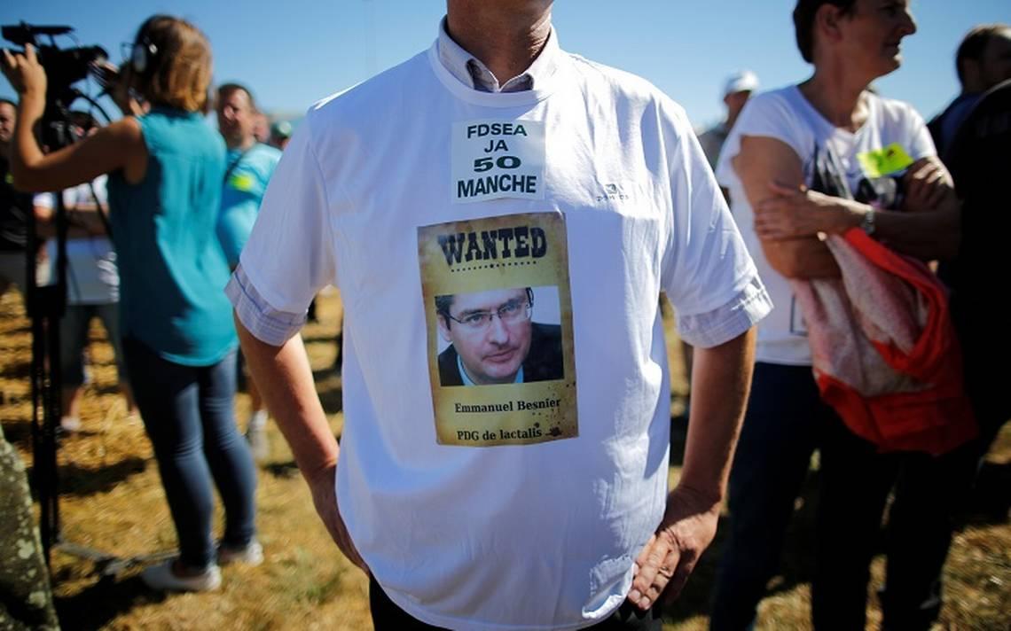 Dueño de Lactalis asume escándalo de leche contaminada con salmonela