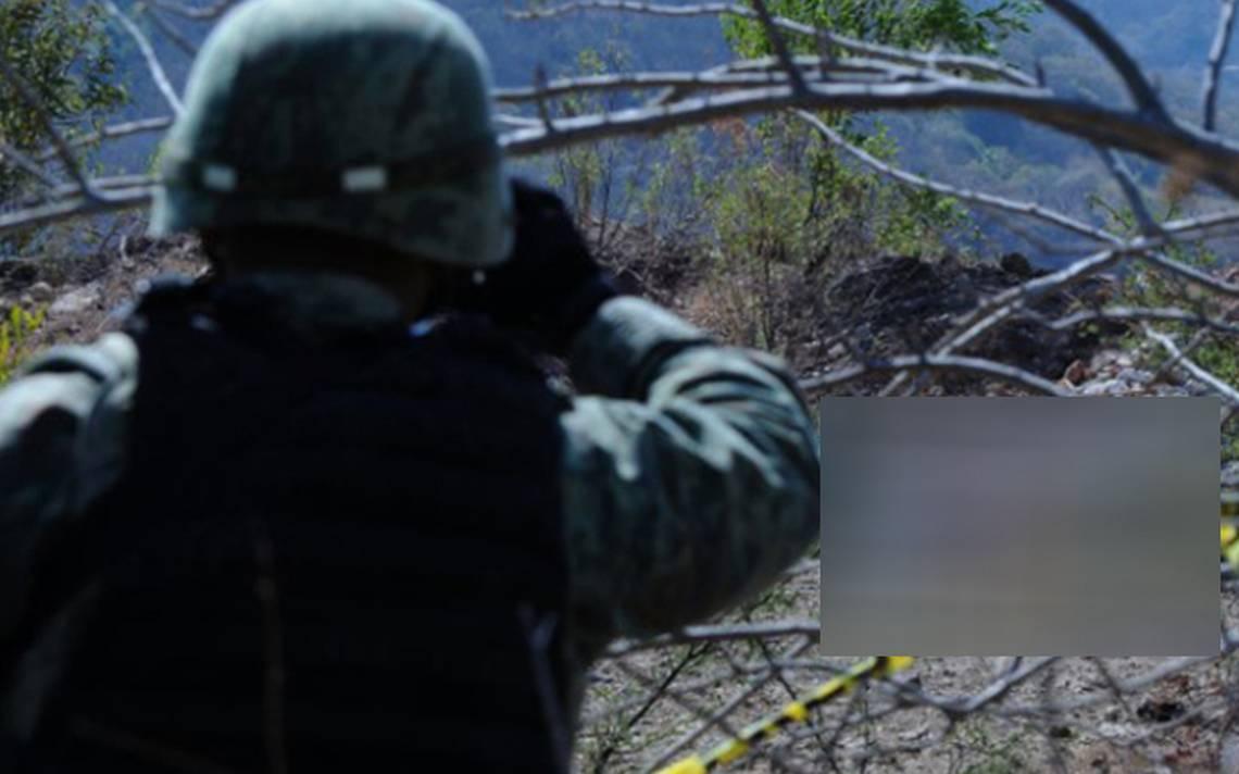 Hallan nueve cuerpos en camioneta abandonada en Guerrero