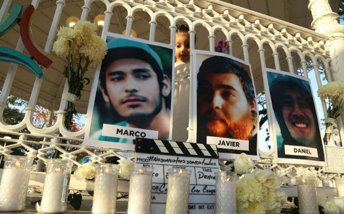 """""""El Kalimba"""", tercer implicado en la desaparición y muerte de los estudiantes de cine"""