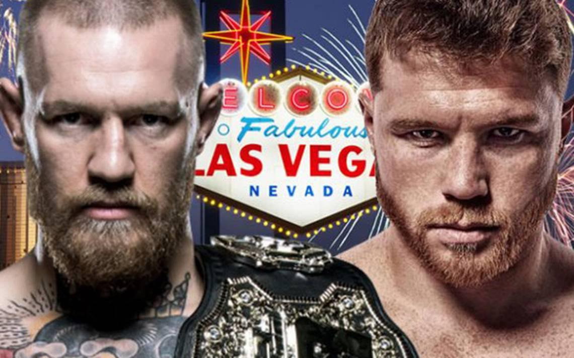 McGregor quiere seguir en el boxeo: tiene en la mira al Canelo Álvarez