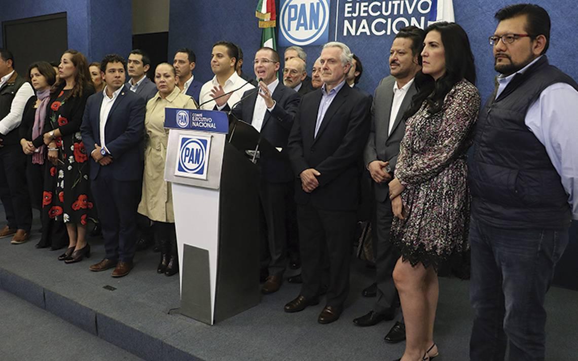 PAN pondrá en marcha un plan de austeridad para donar por sismos