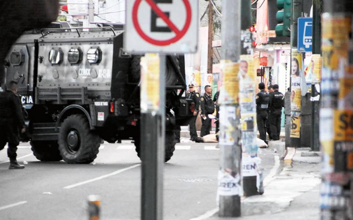Crearán en la SSP fuerza antinarcótico, asegura José Ramón Amieva